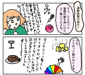 ダイエット30代
