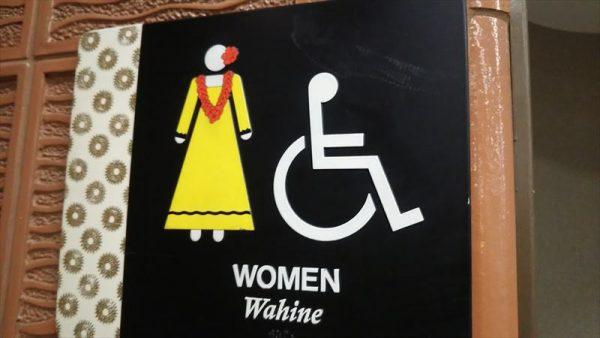 エンダモロジー トイレ