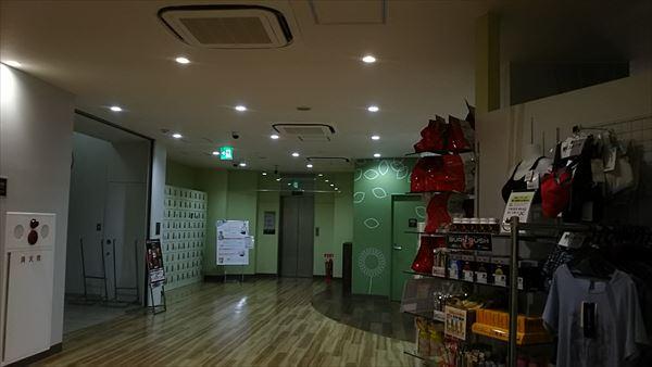 ティップネス 吉祥寺店 リカバリーフロア