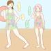【ダイエット不要!】痩せて見える水着の形ランキング2018年。色や柄は?